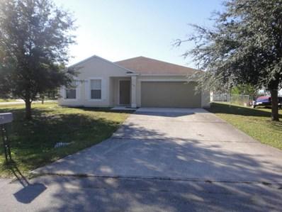 482 Newgate Street, Palm Bay, FL 32907 - MLS#: 807442