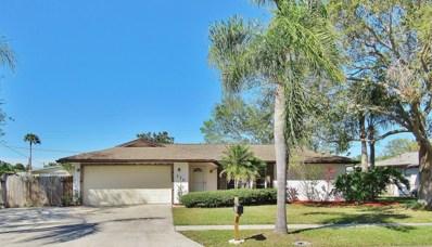 270 Perth Avenue, Merritt Island, FL 32953 - MLS#: 807520