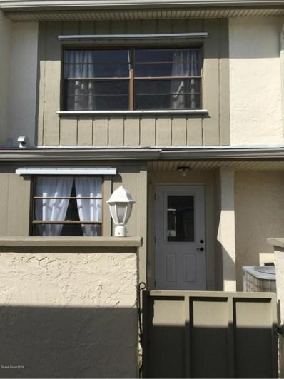 170 Palmetto Avenue UNIT 24-4, Indialantic, FL 32903 - MLS#: 807532