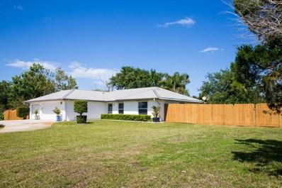 3588 Omni Circle, Edgewater, FL 32141 - MLS#: 807663