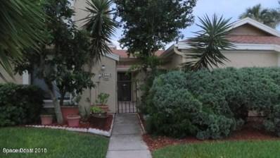 1440 Sheafe Avenue UNIT 111, Palm Bay, FL 32905 - MLS#: 807691