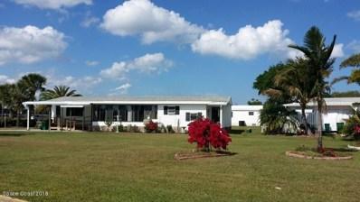 1481 Barefoot Circle, Barefoot Bay, FL 32976 - MLS#: 807723