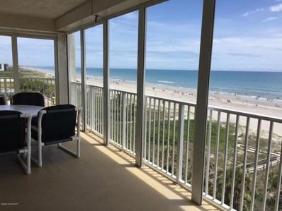 1050 N Atlantic Avenue UNIT 705, Cocoa Beach, FL 32931 - MLS#: 807765