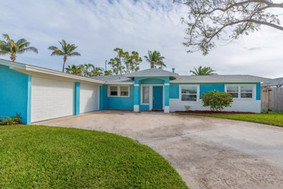 105 Deleon Road, Cocoa Beach, FL 32931 - MLS#: 807771