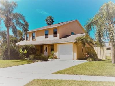 105 Anchor Drive, Indian Harbour Beach, FL 32937 - MLS#: 807794