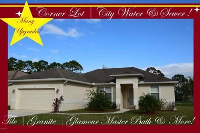 561 Commodore Avenue, Palm Bay, FL 32907 - MLS#: 807873