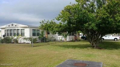 1201 E Barefoot Boulevard, Barefoot Bay, FL 32976 - MLS#: 807905