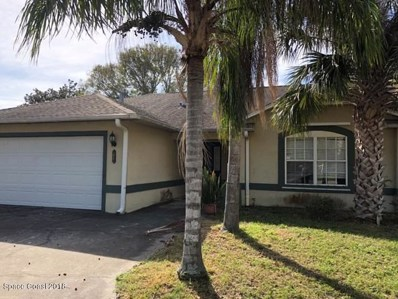 1061 Red Bud Circle, Rockledge, FL 32955 - MLS#: 807943