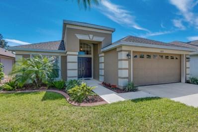 1253 Foxridge Place, Melbourne, FL 32940 - MLS#: 807951