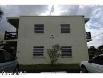 311 Taylor Avenue UNIT G5, Cape Canaveral, FL 32920 - MLS#: 807959