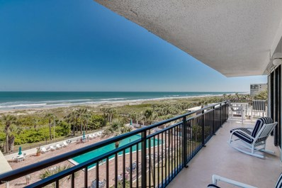 2100 N Atlantic Avenue UNIT 501, Cocoa Beach, FL 32931 - MLS#: 807979