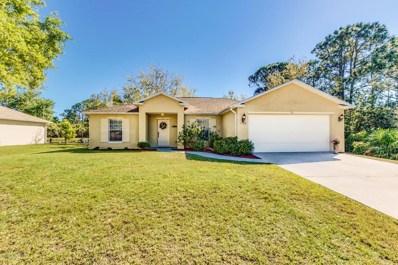 1168 Santa Fe Street, Palm Bay, FL 32909 - MLS#: 808043