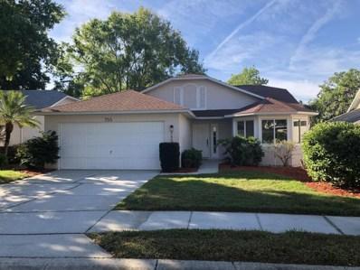 755 Lakewood Lane, Titusville, FL 32780 - MLS#: 808045