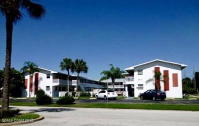 8521 Canaveral Boulevard UNIT 22, Cape Canaveral, FL 32920 - MLS#: 808098