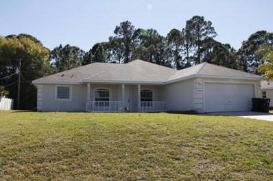 1324 Serenade Street, Palm Bay, FL 32907 - MLS#: 808103