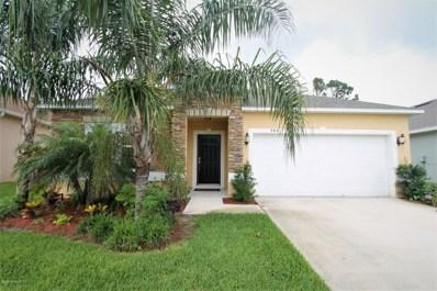 844 Breakaway Trl, Titusville, FL 32780 - MLS#: 808143