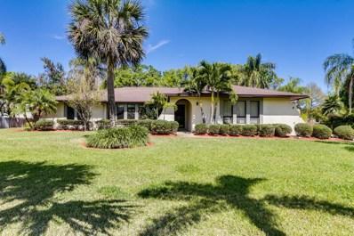 290 Mockingbird Lane, Merritt Island, FL 32953 - MLS#: 808228