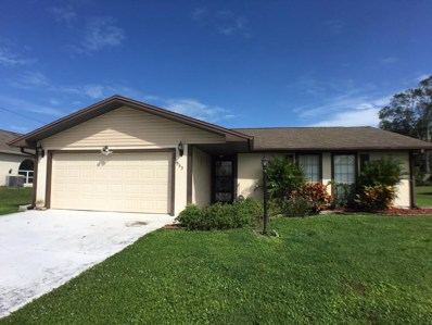 543 Bounty Avenue, Palm Bay, FL 32907 - MLS#: 808278
