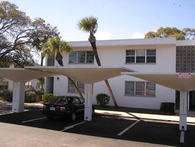 8401 N Atlantic Avenue UNIT 18, Cape Canaveral, FL 32920 - MLS#: 808316