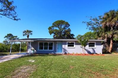 2947 Shepard Drive, Rockledge, FL 32955 - MLS#: 808318