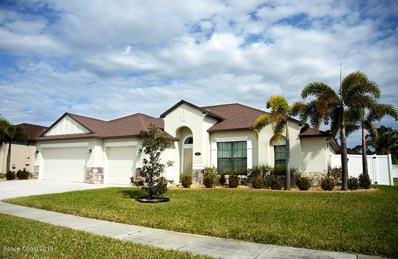 1519 Outrigger Circle, Rockledge, FL 32955 - MLS#: 808320
