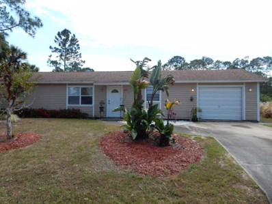 651 David Circle, Palm Bay, FL 32908 - MLS#: 808382