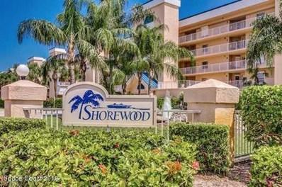 609 Shorewood Drive UNIT 502, Cape Canaveral, FL 32920 - MLS#: 808416