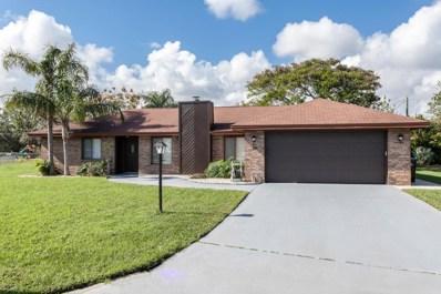 751 NE Vega Court, Palm Bay, FL 32907 - MLS#: 808494