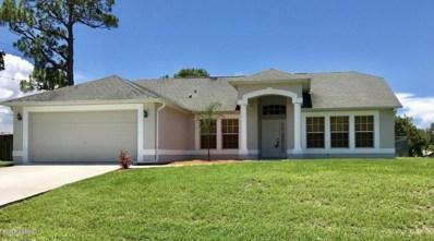 1508 Elmhurst Circle, Palm Bay, FL 32909 - MLS#: 808507