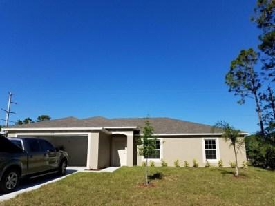 1459 Saxony Road, Palm Bay, FL 32908 - MLS#: 808662