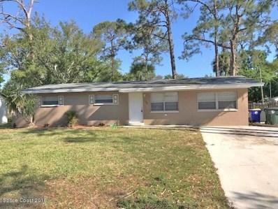 1108 Pinedale Road, Rockledge, FL 32955 - MLS#: 808663