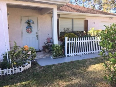 1178 Kareena Street, Palm Bay, FL 32907 - MLS#: 808727