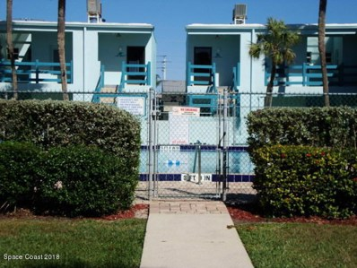 311 Taylor Avenue UNIT G18, Cape Canaveral, FL 32920 - MLS#: 808730