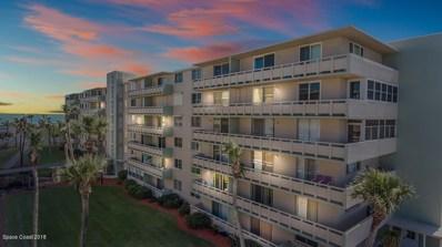 2020 N Atlantic Avenue UNIT 614, Cocoa Beach, FL 32931 - MLS#: 808759