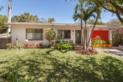 1365 Bayshore Drive, Cocoa Beach, FL 32931 - MLS#: 808762