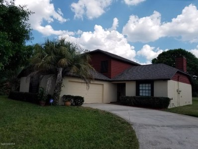 1287 Turnberry Court, Rockledge, FL 32955 - MLS#: 808772