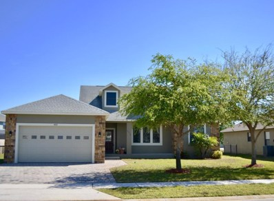 4012 Brantley Circle, Rockledge, FL 32955 - MLS#: 808784