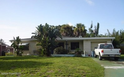 589 Charles Drive, Melbourne, FL 32935 - MLS#: 808825