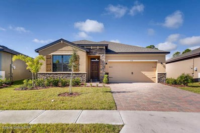 592 Sedges Avenue, West Melbourne, FL 32904 - MLS#: 808973