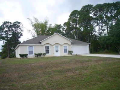 1252 Gilpin Street, Palm Bay, FL 32907 - MLS#: 809028