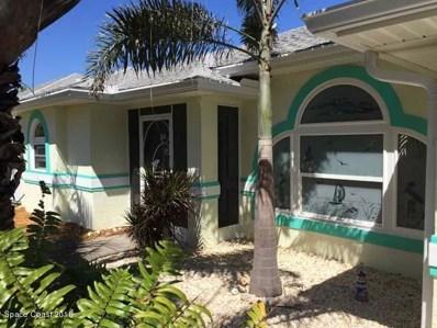 120 Flores Street, Melbourne Beach, FL 32951 - MLS#: 809034