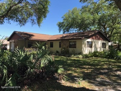 285 Capron Road, Cocoa, FL 32927 - MLS#: 809053