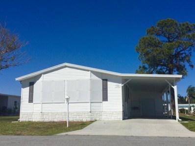 1161 Floral Court, Palm Bay, FL 32907 - MLS#: 809082
