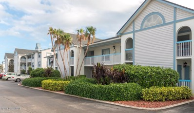 530 S Brevard Avenue UNIT 314, Cocoa Beach, FL 32931 - MLS#: 809136