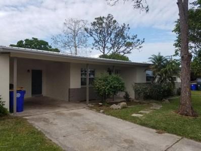 1052 Matador Drive, Rockledge, FL 32955 - MLS#: 809201