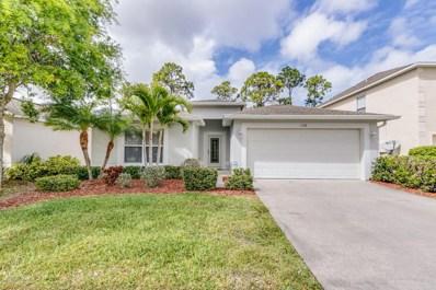 1768 Sawgrass Drive, Palm Bay, FL 32908 - MLS#: 809217