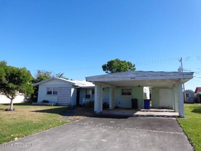 993 Palmer Street, Rockledge, FL 32955 - MLS#: 809226