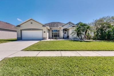 1555 Sumter Lane, West Melbourne, FL 32904 - MLS#: 809234