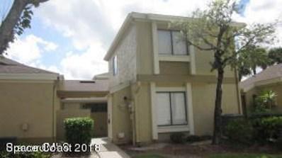1441 Sheafe Avenue UNIT 109, Palm Bay, FL 32905 - MLS#: 809236
