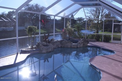 1229 Winding Meadows Road, Rockledge, FL 32955 - MLS#: 809243